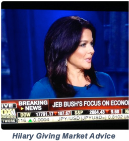 photo: Hilary kramer on FOX Business