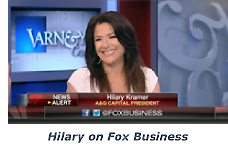 Hilary Kramer on FOX Business