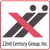 22nd Century Group Logo