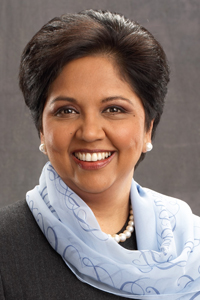 Pepsico Indra Nooyi Six Smoking Hot CEOs