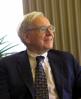 warren buffet's company is a bargain