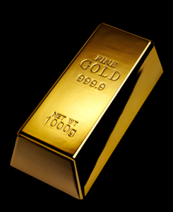 gold ingot 7 Hot Commodity Plays for High Inflation