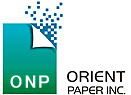 top china stock orient paper onp